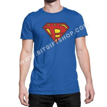 Bitcoinman. Bitcoin Superman sign T-Shirt