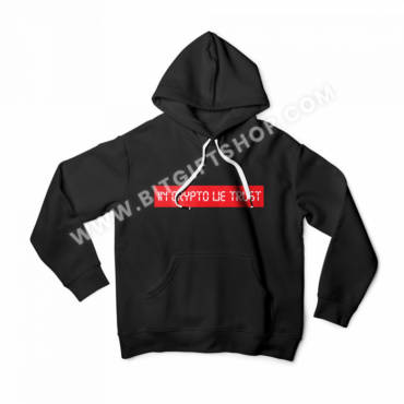 In Crypto We Trust Hoodie