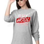 buy hodl pray sweater